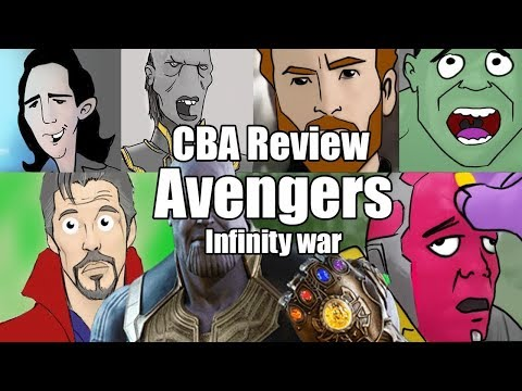 Avengers Infinity war | CBA Review | Comics By Arslan