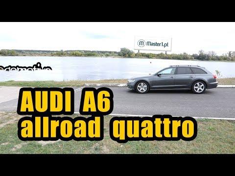 Audi A6 allroad quattro 2014r. | Master1.pl (T#21)