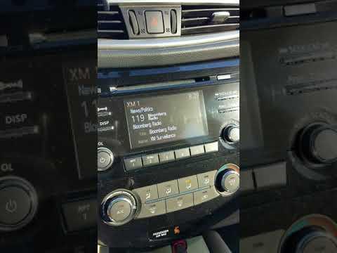 xm-radio-issues-2016-nissan-rogue