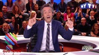 On refait le premier débat de la Présidentielle sur TF1 ! - Quotidien du 21 Mars