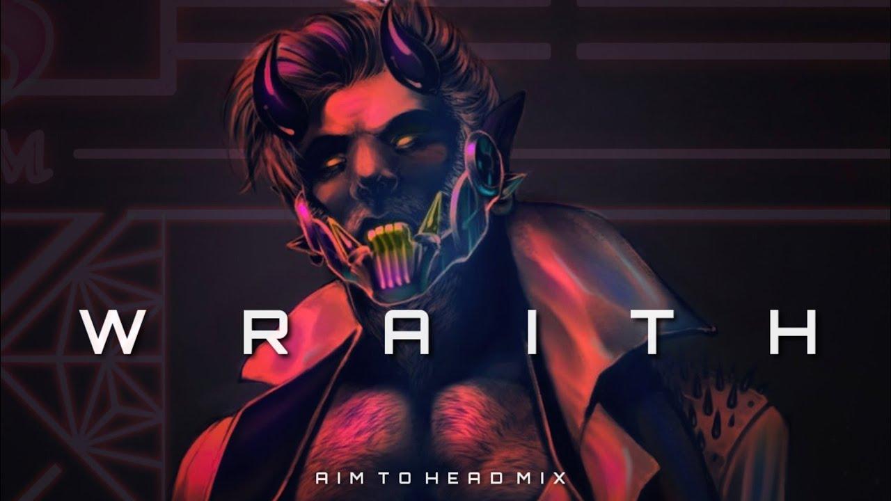 Midtempo / Cyberpunk / Industrial Mix 'WRAITH'