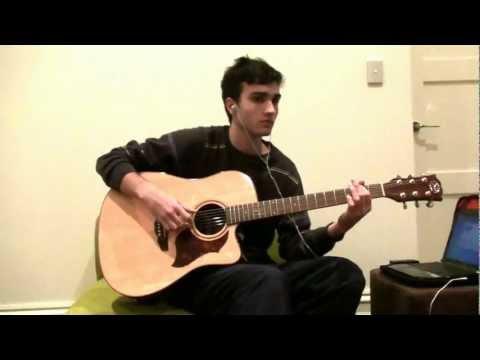 Boyce Avenue - Breakeven (Originally by The Script) (guitar cover)