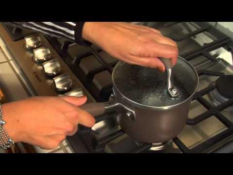 The Method of Hard Boiling Eggs