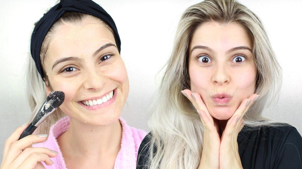 Mascara Facial Caseira Com Tomate Muito Facil Youtube