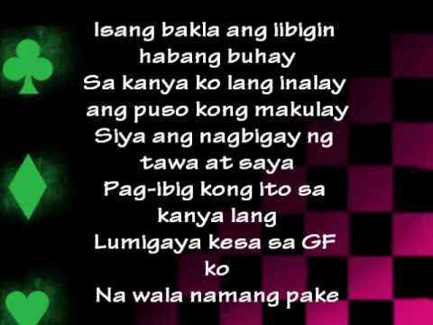 Nagmahal Ako Ng Bakla - Dagtang Lason(w/ Lyrics)