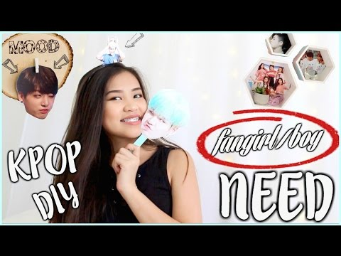 KPOP DIY EVERY FANGIRL/BOY NEED!! |OnlyKelly