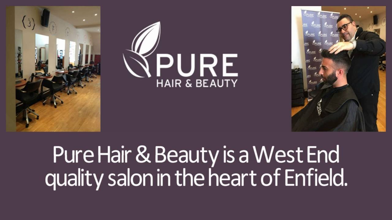 Pure Hair & Beauty step inside