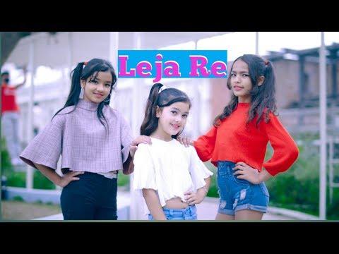 Leja Re dance cover | Dhvani Bhanushali | Tanishk Bagchi | by Flexible dance school
