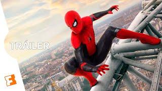 Spider-man: Lejos de Casa - Tráiler Oficial #2 (Sub. Español)