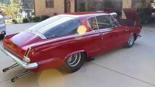 1965 Plymouth Barracuda Pro Street