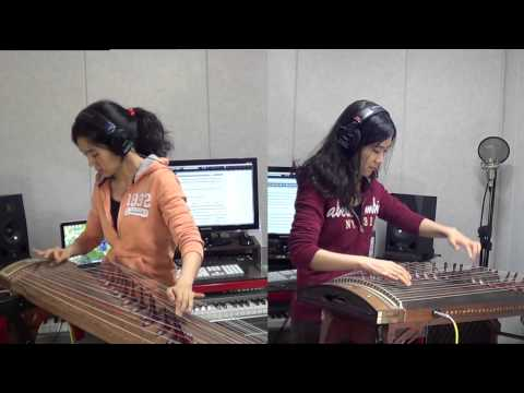 Tamia-Officially Missing you Gayageum cover.