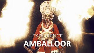 Amballoor Village Life Experience