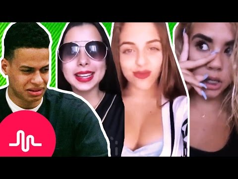 TOP 3 GIRLS ON MUSICAL.LY REACTION