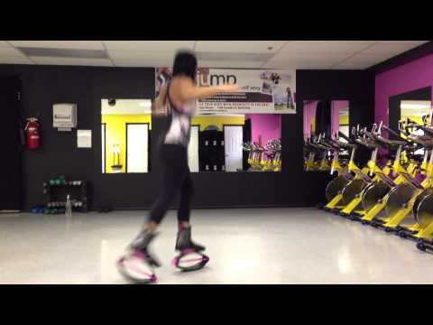 Official dance routine/moves with Kangoo Jumps for the Christmas Telethon on C T V