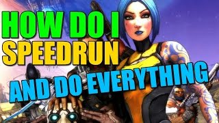 How do you play Borderlands Quickly?