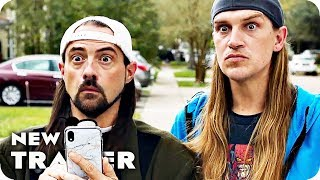 JAY AND SILENT BOB REBOOT Trailer (2019) Kevin Smith Comedy Movie