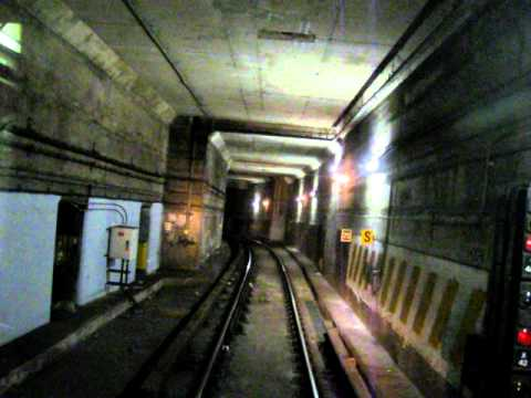 TTC - Bloor-Danforth Line Diversion - Yonge to Museum via Lower Bay
