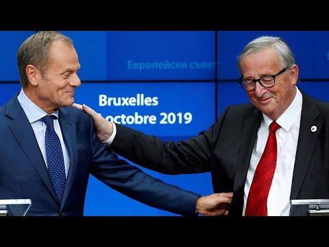 Jean-Claude Juncker salue les eurodéputés