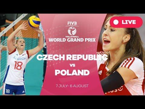 Czech Republic v Poland - Group 2: 2017 FIVB Volleyball World Grand Prix