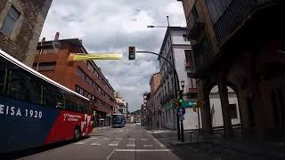 Испания. Поездка в Каталонию. Проститутки на дорогах Испании.