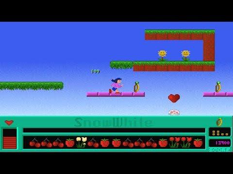 Snow White's Voyage (Dos game 1996) |