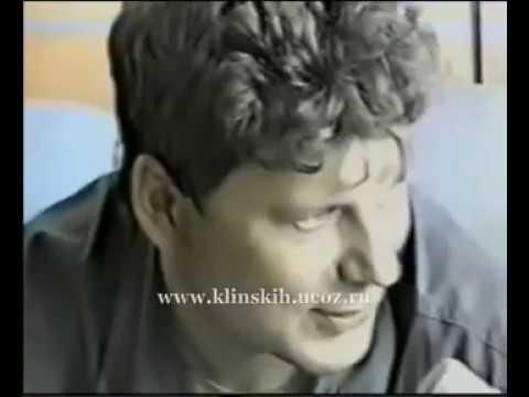 Сектор газа - Интервью в Туле (17.07.1996)