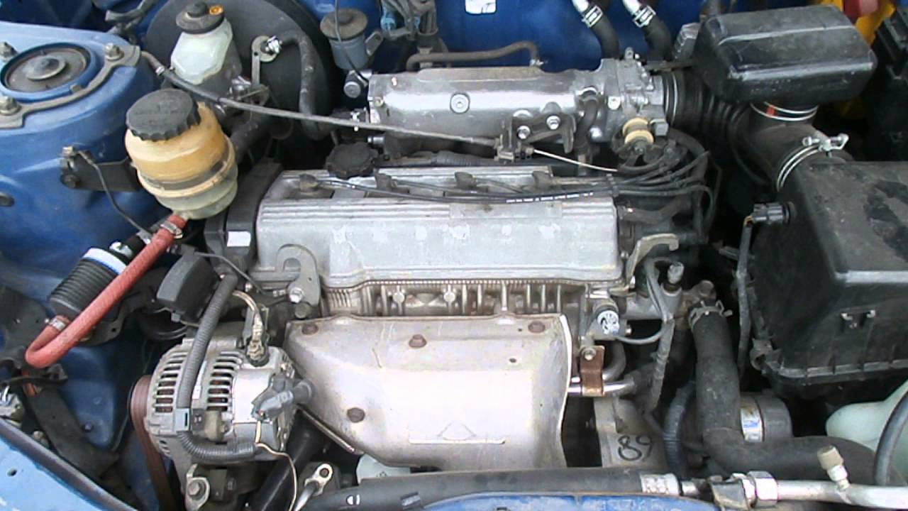 WRECKING 1997 TOYOTA RAV4, 2.0 4CYL, 3SFE, EFI, DISSY TYPE (J13652) -  YouTube | 1997 Toyota Rav4 Engine Diagram |  | YouTube