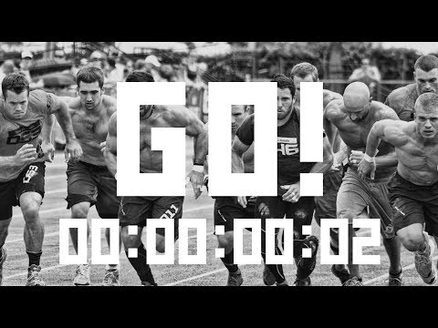 EMOM Music Mix: Beat & Bass Drops for CrossFit or HIIT 20 Minutes