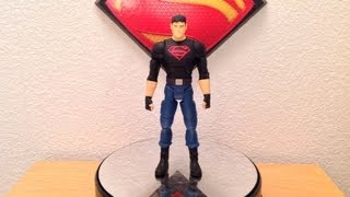 Custom Young Justice Superboy Figure Review