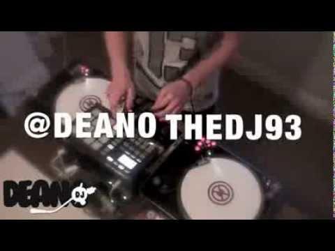 Maschine Mikro & DJ Routine (DEANOTV)
