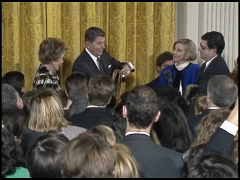 President Reagan's Farewell Remarks to White House Staff on January 18, 1989