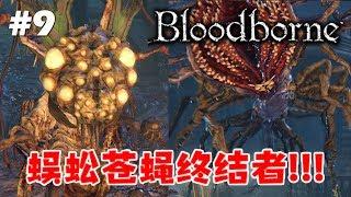 蜈蚣苍蝇终结者!!! [Bloodborne 血源诅咒] #9