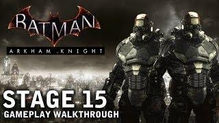 Batman - Arkham Knight - Stage 15: Assault on GCPD (PS4)