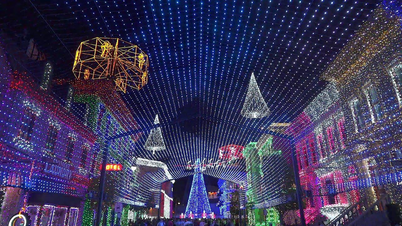 Christmas In Sarajevo.Osborne Family Spectacle Of Dancing Lights Christmas Sarajevo 12 24