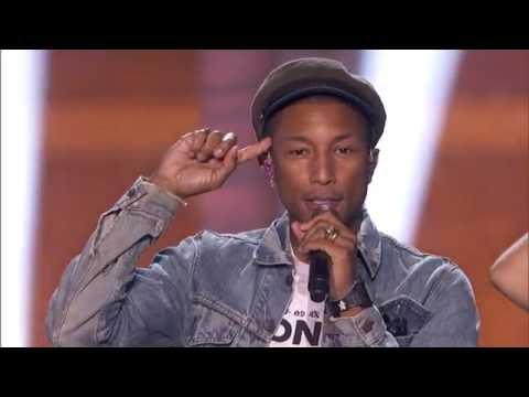 Free Download Pharrell Williams: 2016 Breakthrough Prize Ceremony Mp3 dan Mp4