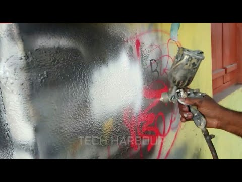 Amazing Spray Paint in Reverse • Automobile Spray | Mr.Reverse |F1 Car, Bike Spray Painting