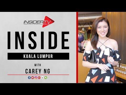 INSIDE Kuala Lumpur with Carey Ng | Travel Guide | June 2017