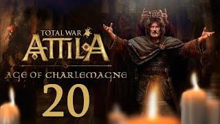 Эпоха Карла Великого #20 - Наследие Карломана [Total War: ATTILA - Age of Charlemagne Campaign]