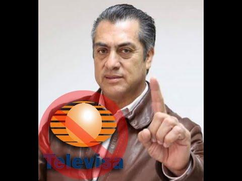 jaime rodriguez calderon (El bronco) responde a Televisa - YouTube