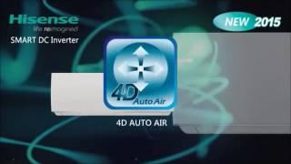 видео Кондиционер бытовой Hisense Neo Classic A AS-07HR4SYDDCG/AS-07HR4SYDDCW