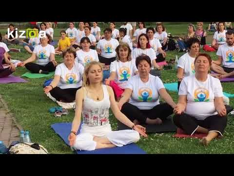 Yoga Day 2018, ARMENIA YEREVAN