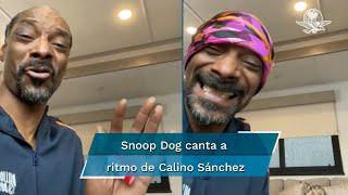 ¡Viva México!, dice Snoop Dog con canción de Chalino Sánchez