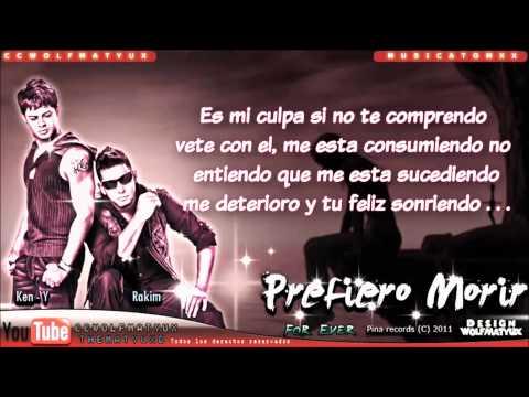 Prefiero morir (Remix)_W naldo (Forever 2011)