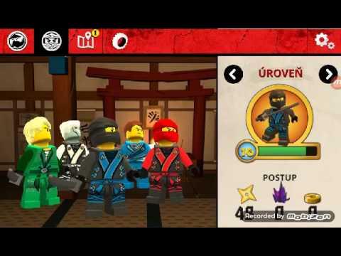 Lego ninjago wu cru lloyd - YouTube