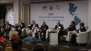 XVIII CAF Conference: Shifts in the Global Energy Matrix