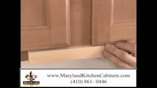 Cabinet Doors - How To Fix Alignment - Maryland Kitchen Cabinets