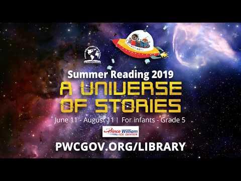 Prince William Public Library System 2019 Summer Reading Program Kid