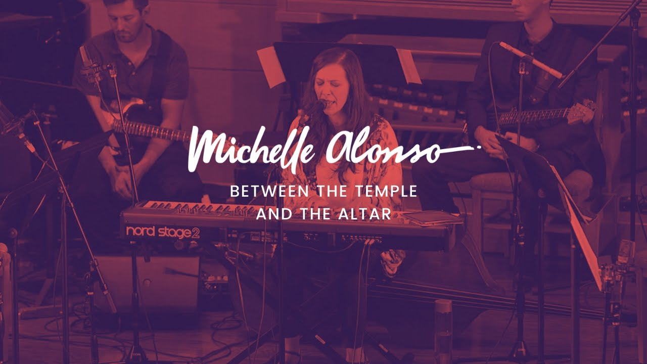 Michelle Alonso - Between the Temple and the Altar (Live)