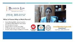 What is the Fastest Way to Get a Work Permit?