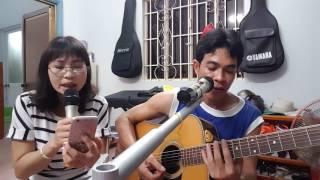 TỰA CANH BÈO TRÔI. Guitar RUMBA Phan anh Toàn